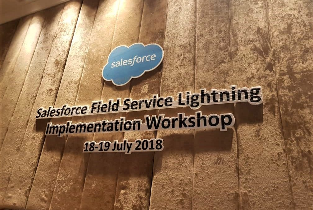 Learning How to Deliver Better On-Site Support with Field Service Lightning