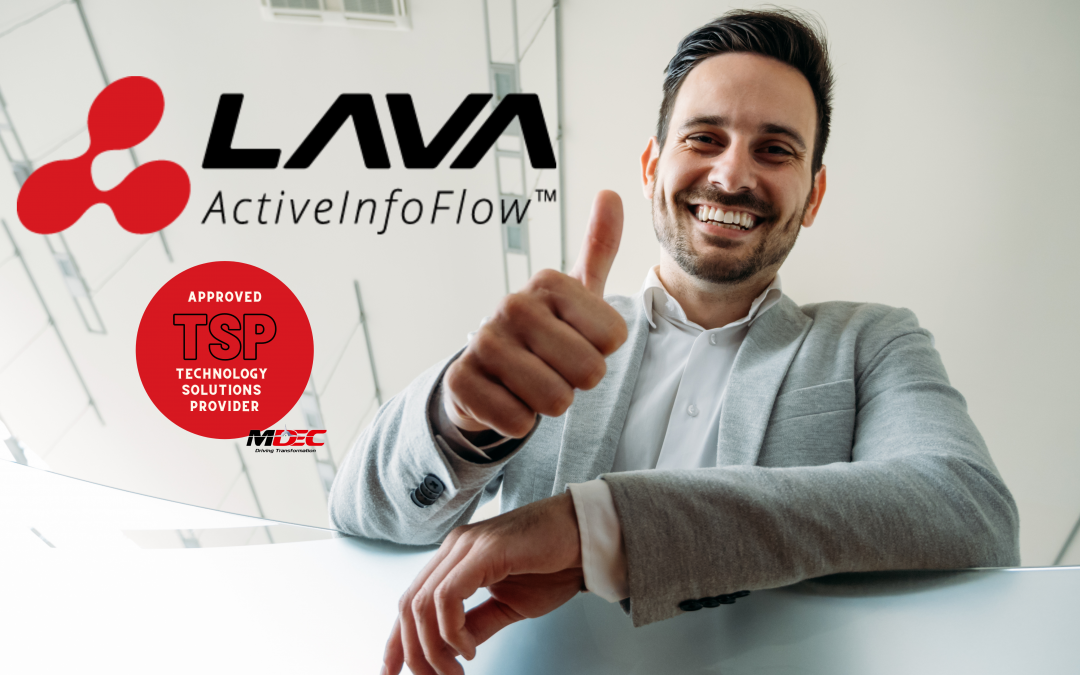 Lava Protocols confirmed as an approved Technology Solutions Provider by MDEC to help SMEs restart their businesses